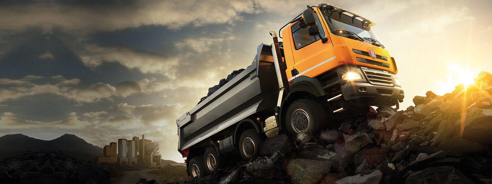 最强运输货车—— 百变车型,跃动于行。