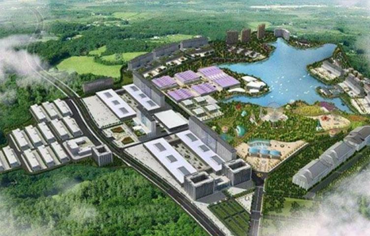 兴东大健康产业园