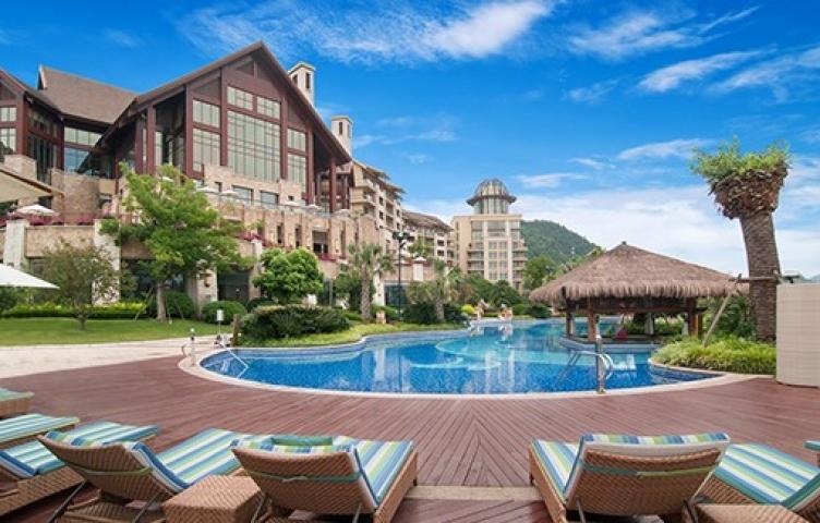 安国酒店电力系统